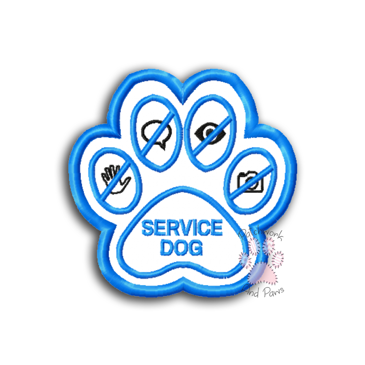 Pawprint Service Dog