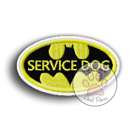 Service Dog - Batman