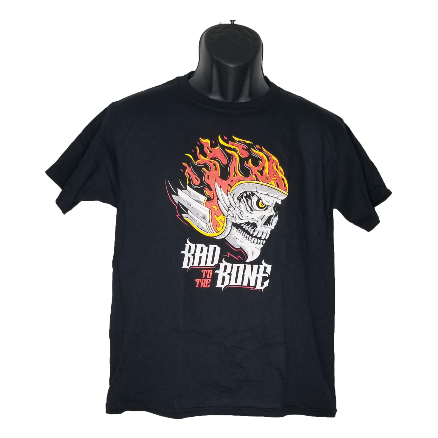 Youth Bad to the Bone Tee