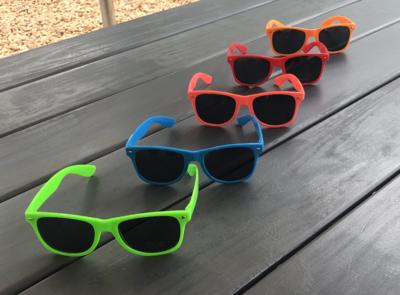 Sunglasses- Red