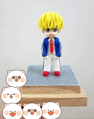 BTS V Handmade Clay Doll Exclusive