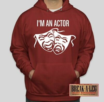 Hoody - I'm an Actor
