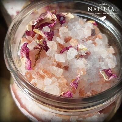 Blooming Mermaid Mineral Spa Salts