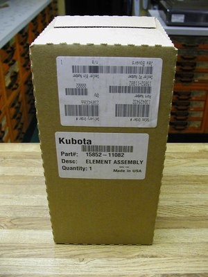 AIR FILTER FOR A KUBOTA G SERIES OLD B SERIES AND T SERIES TRACTORS