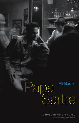 """Papa Sartre """"Hard Cover""""  english edition"""