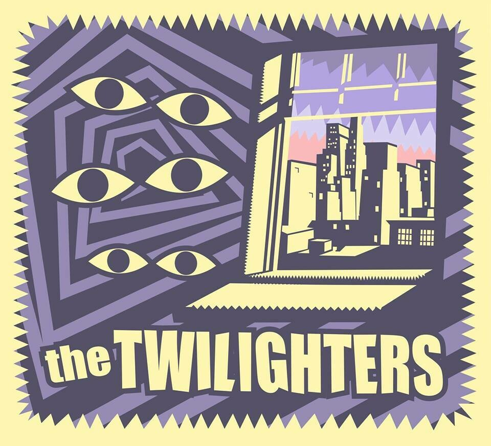 "TWILIGHTERS ""The Twilighters"" LP"