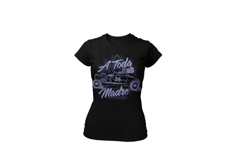 A TODA MADRE T-SHIRT WOMAN by  Ger