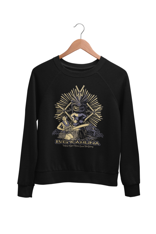 BIG KAHUNA SWEATSHIRT UNISEX by BY Ger