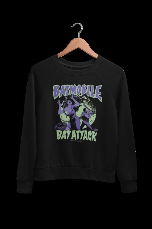 BATMOBILE SWEATSHIRT