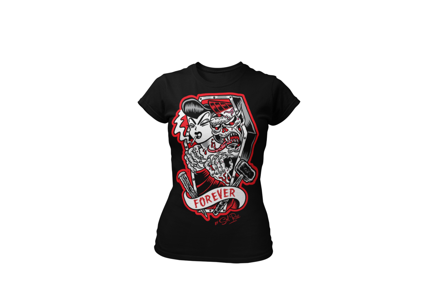 FOREVER T-SHIRT WOMAN by SOL RAC