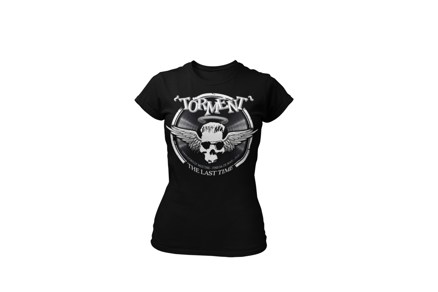 "TORMENT ""Pineda comeback"" tshirt for WOMEN"