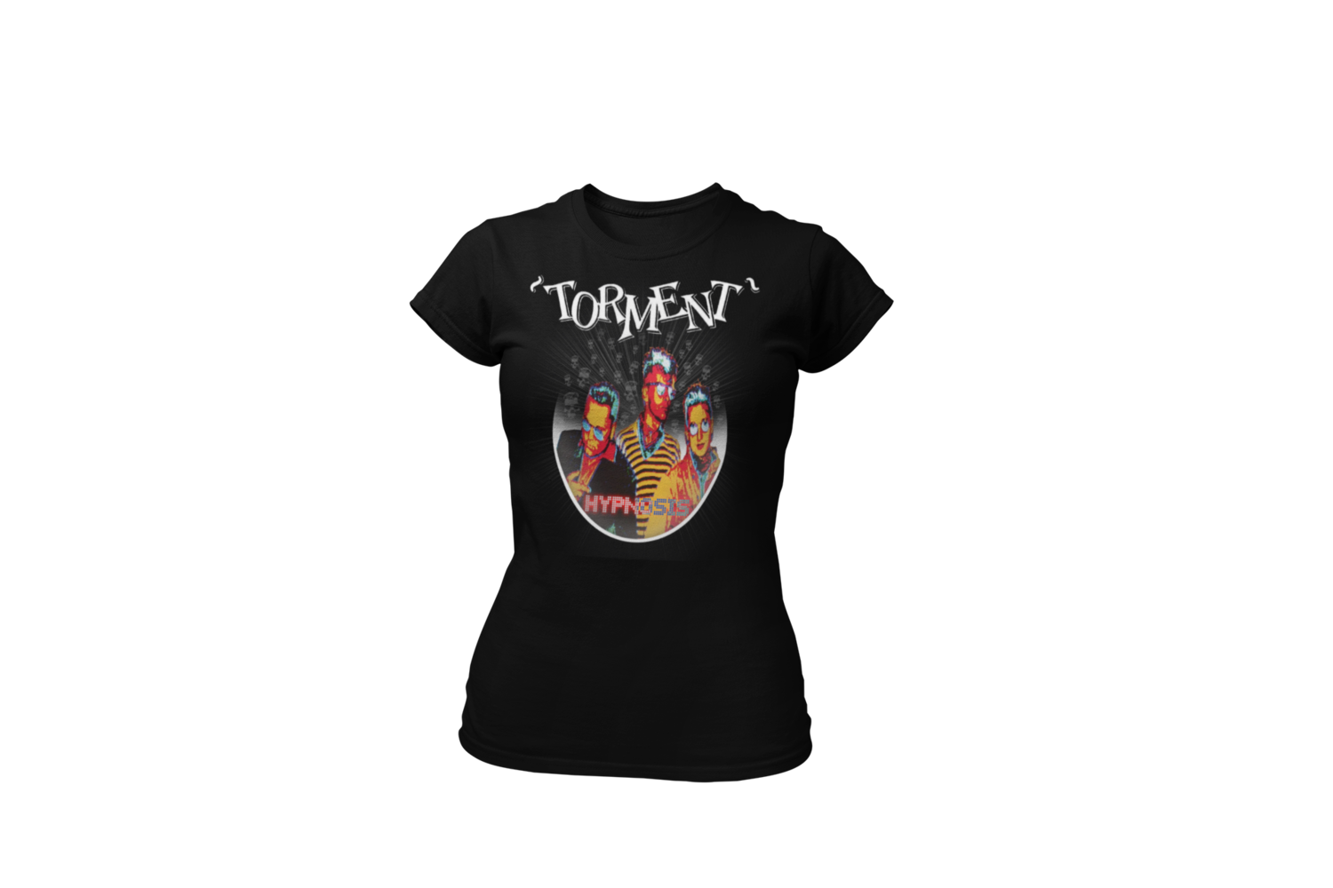 "TORMENT ""Hypnosis"" tshirt for WOMEN"