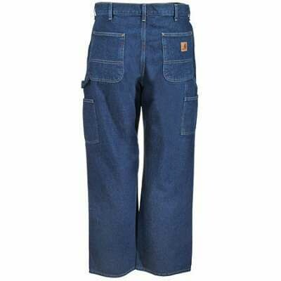 Carhartt Carpenter Jeans mod B13 clear blue Denim