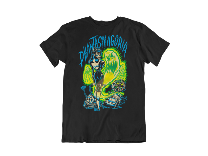 PHANTASMAGORIA T-SHIRT MAN BY SOL RAC