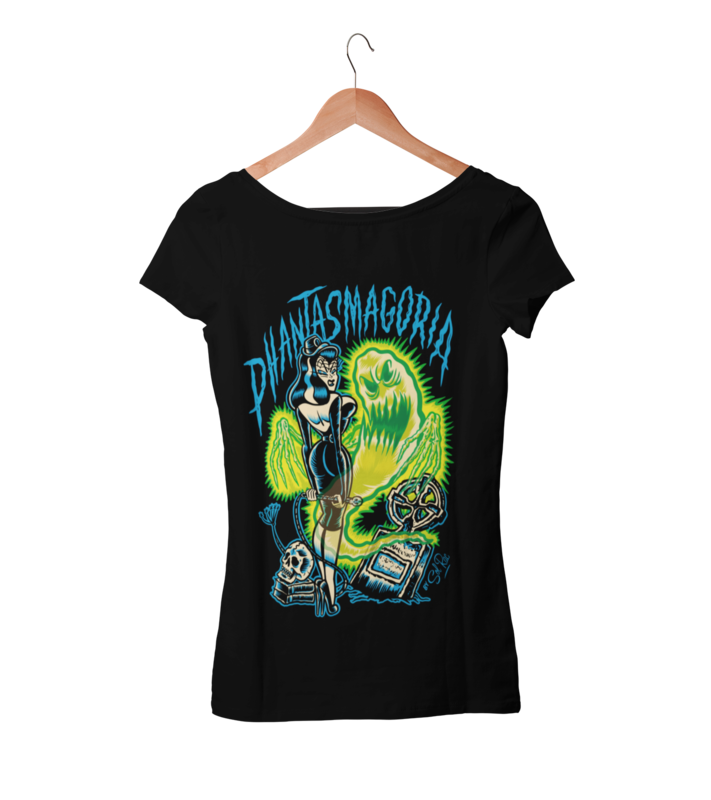 PHANTASMAGORIA T-SHIRT WOMAN by Sol Rac