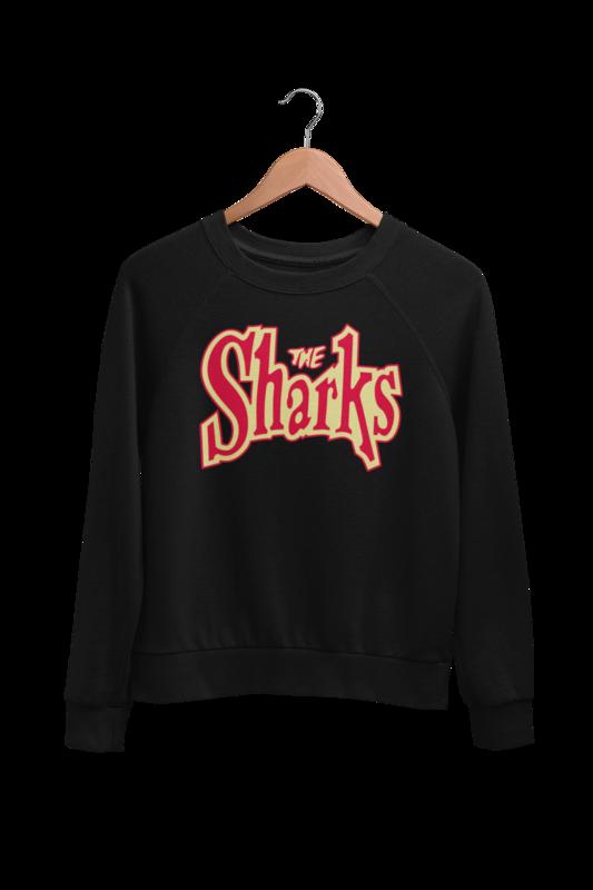 THE SHARKS SWEATSHIRT