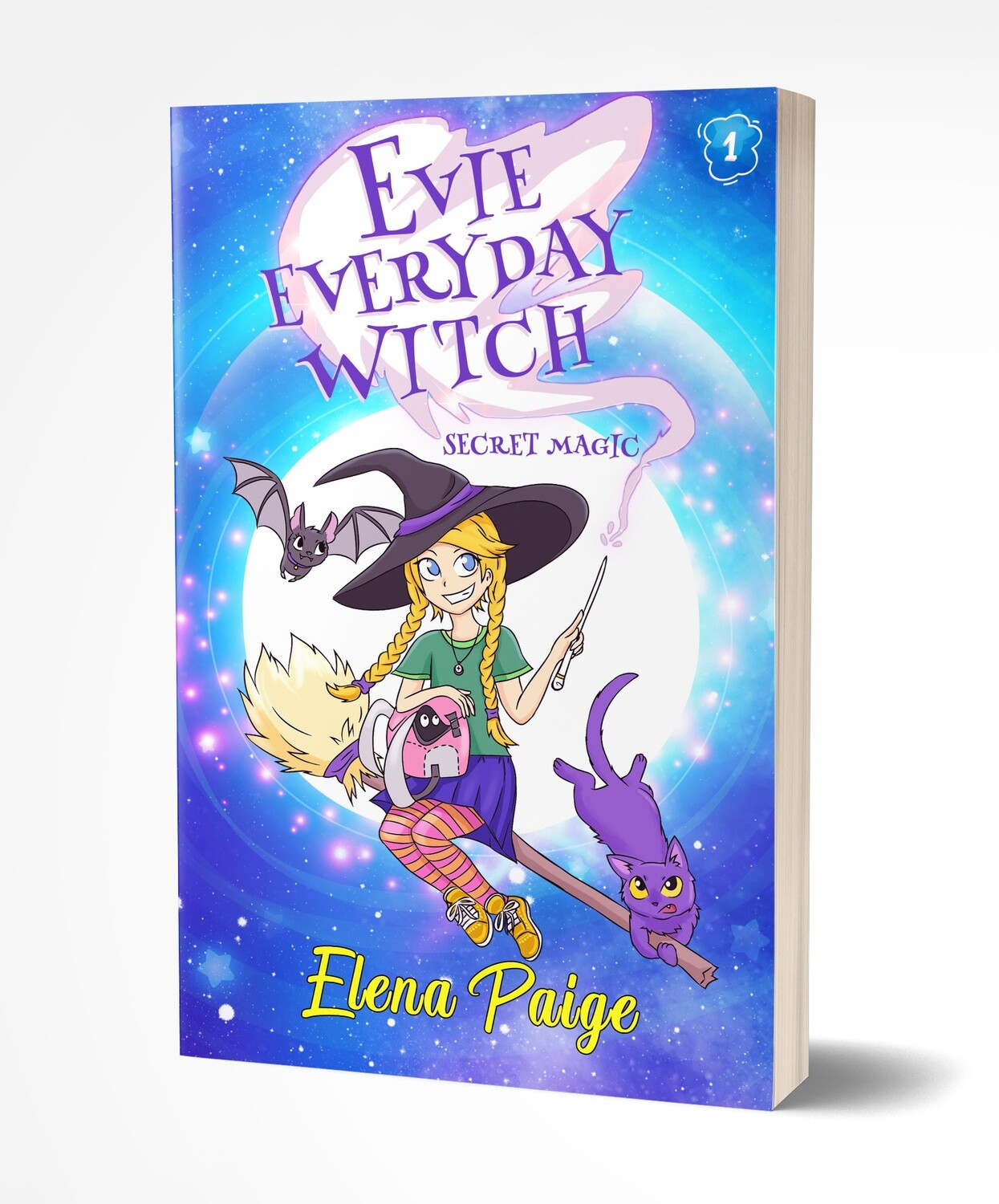 Special Magic (Evie Everyday Witch Book 1) - Paperback Edition 8x5