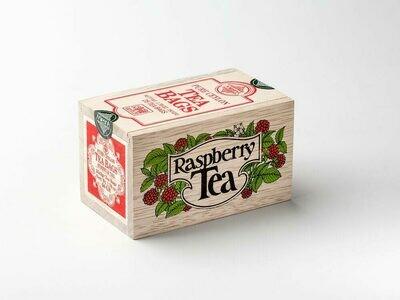Μαύρο τσάι με φυσικό αιθέριο έλαιο κόκκινου βατόμουρου