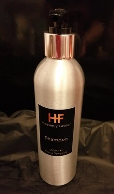 Shampoo - SLS &  Paraben Free (for all hair types) 100ml
