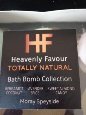 Bath Bomb Collection