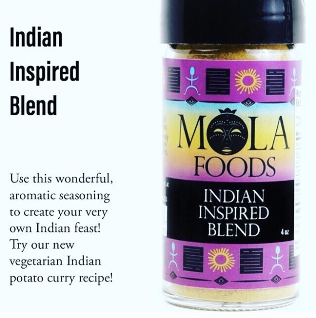 Indian Inspired Blend