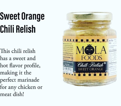 Chili Relish ILobaina(Orange)