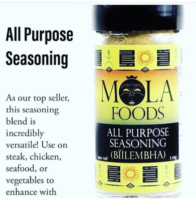 Mola All Purpose Seasoning ( bïìlembha )
