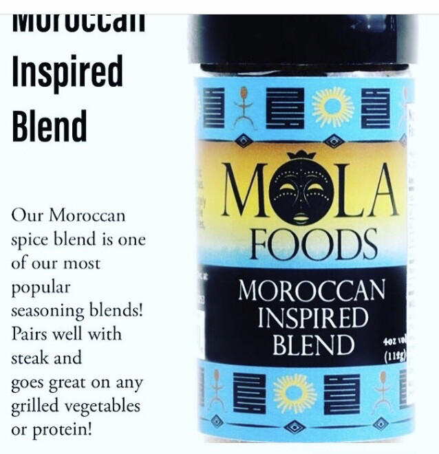 Moroccan Inspired Blend
