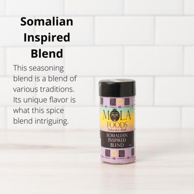 Somalian Inspired Blend