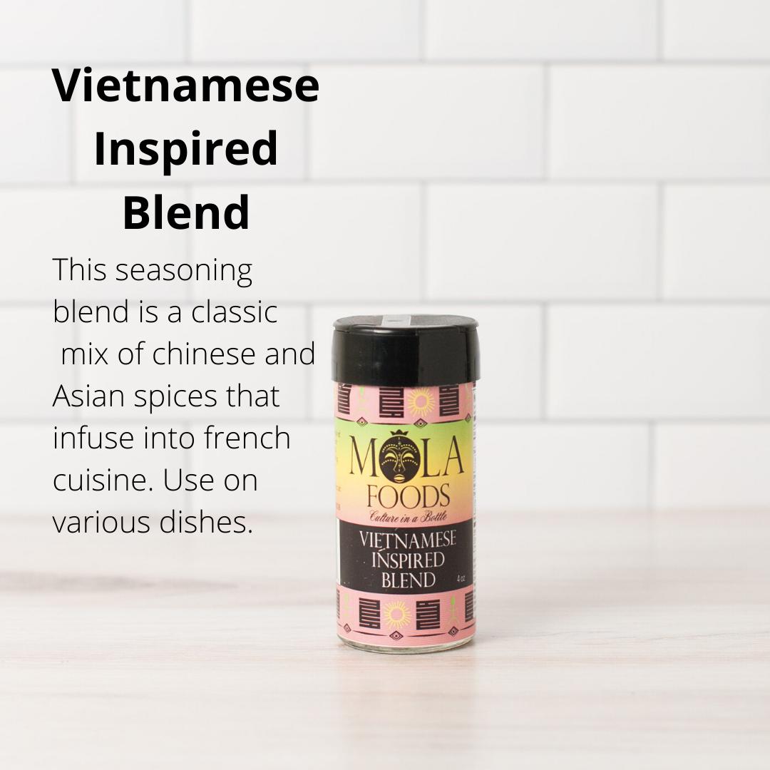 Vietnamese Inspired Blend