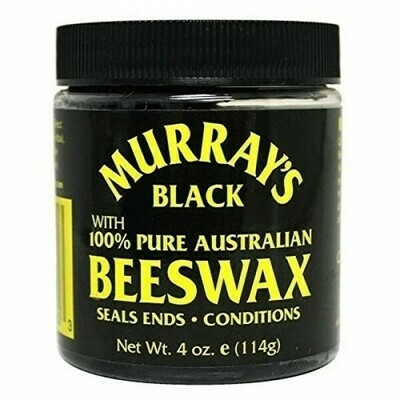MURRAY'S 100% PURE AUSTRALIAN BLACK BEESWAX  4oz