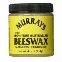 MURRAY'S 100% PURE AUSTRALIAN BEESWAX 4oz