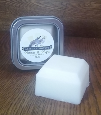 Nancy's Ginger Lotion Bar in a Tin