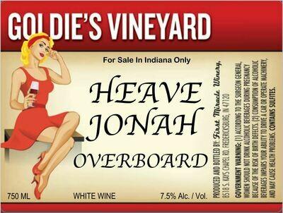 Heave Jonah Overboard