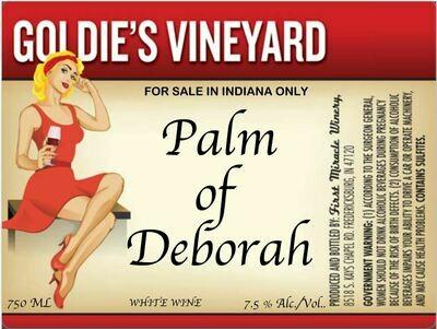 Palm of Deborah