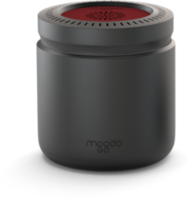 Moodogo Zwart incl 1 sea breeze
