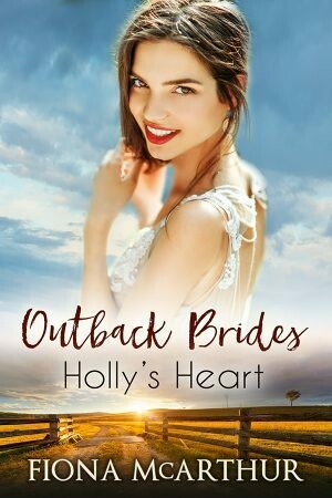 Holly's Heart - Outback Brides Series 1