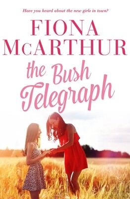 The Bush Telegraph - pre-order signed copy released 1st Sept 2020