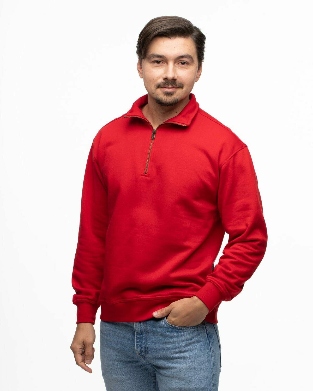 """Switcher Premium Sweatshirt / Pullover """"Zip"""" Oslo"""