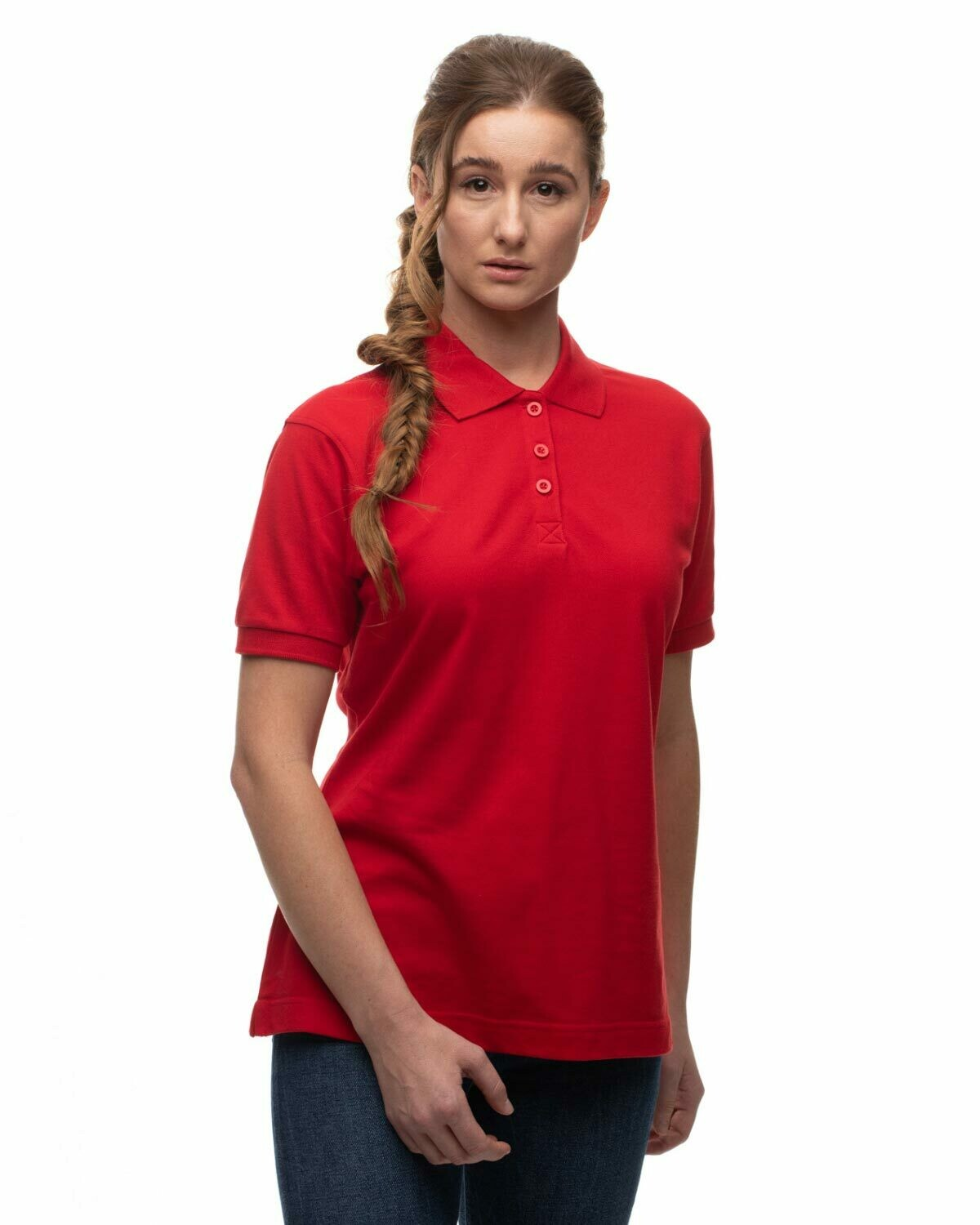 Whale by Switcher Classic Poloshirt Damen