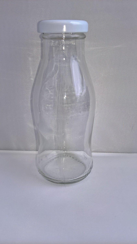 250ml Latte Milk Bottle