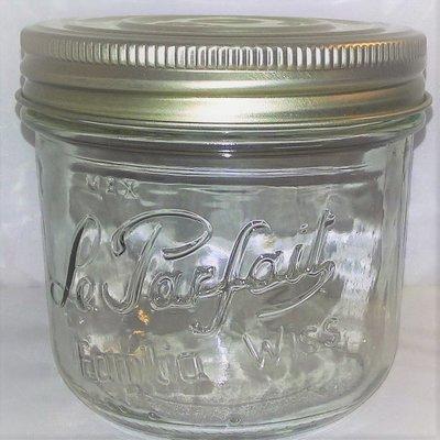 500ml Terrine Familia Wiss Le Parfait Jar