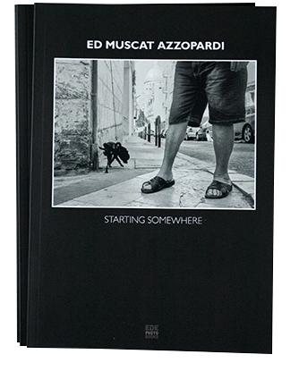 ED MUSCAT AZZOPARDI - STARTING SOMEWHERE