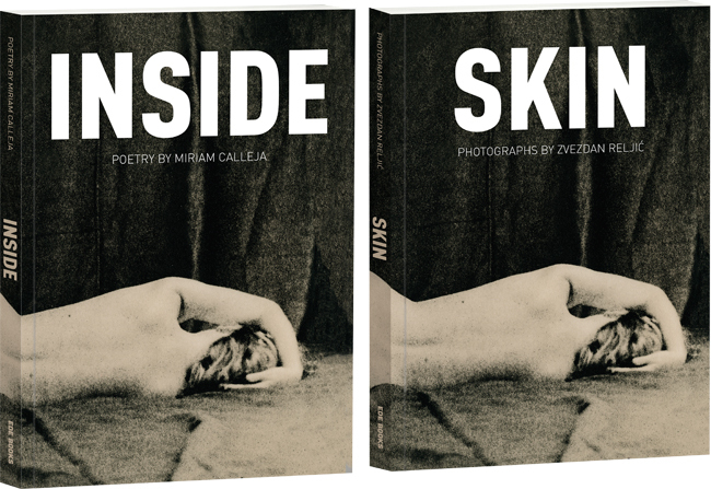 INSIDE SKIN - TWO BOOK SET