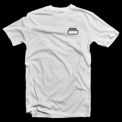 shirt fuaf - black 12 on white