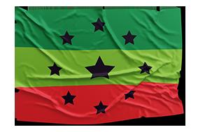 flag - neues jahrzehnt #positivity
