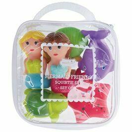Squirtie Bath Toys
