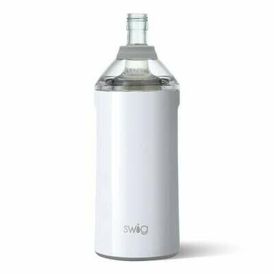 Wine Insulator Diamond White