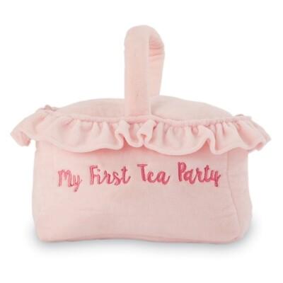 Tea Party Plush Set