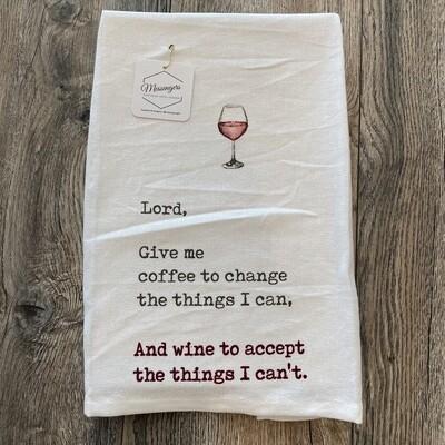 Lord Wine Towel